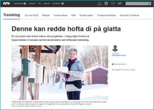HiP i media (NRK Trøndelag)